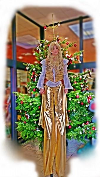 Weihnachtsvorfreude in ihrem Geschäft! Event- Agentur Firesmile in Bayern