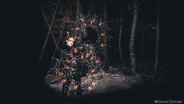 Leuchtshow / Walkacts