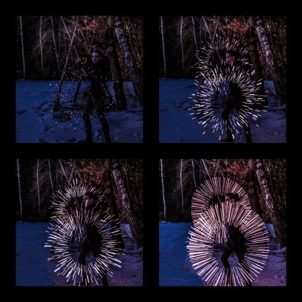 Leuchtshow Firesmile Foto: Kerstin Schraml